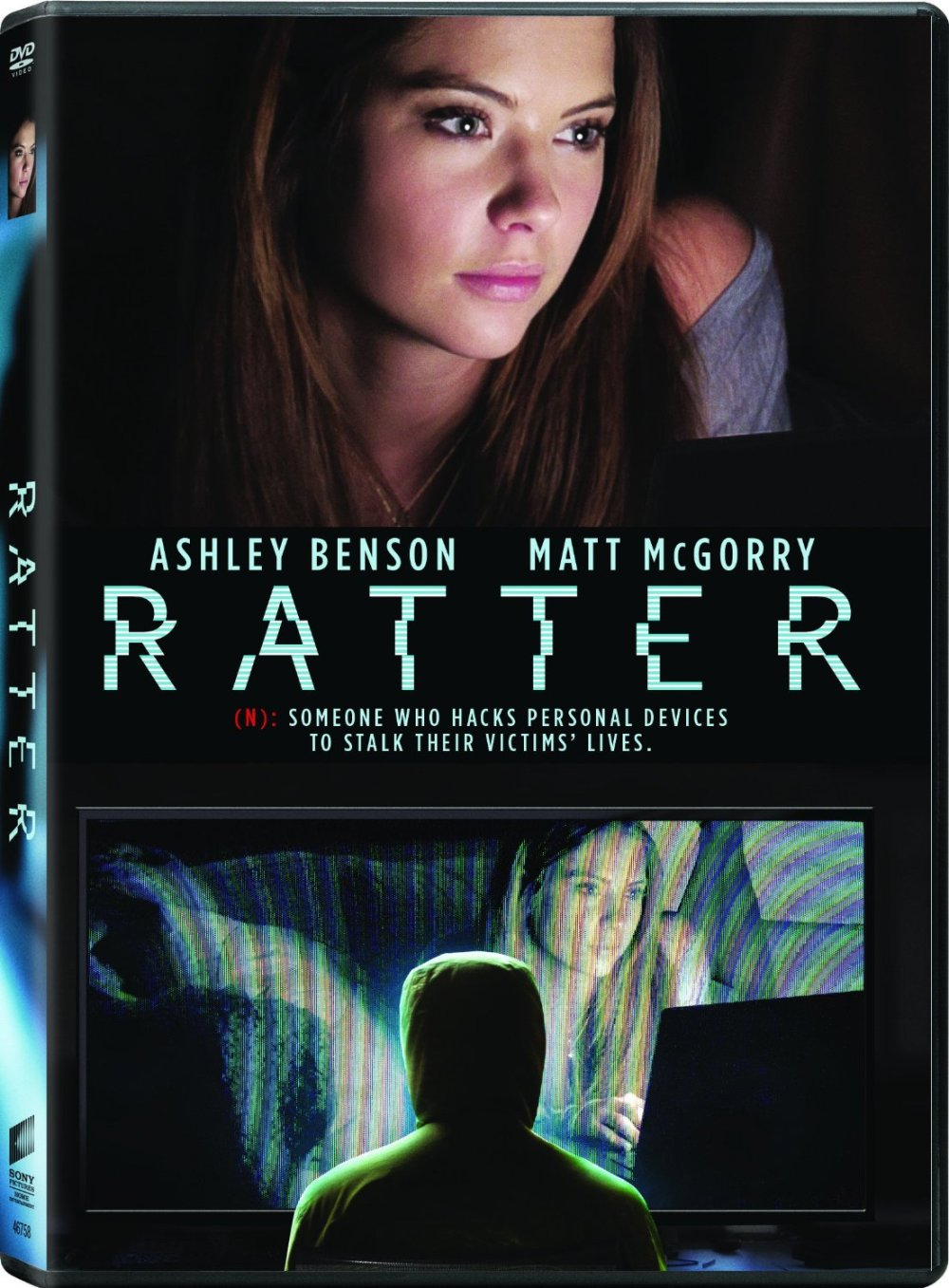 RATTER DVD cover art via Sony Home Entertainment