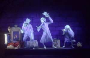HAUNTED MANSION Photo courtesy of Walt Disney World and SoCal Attractions 360