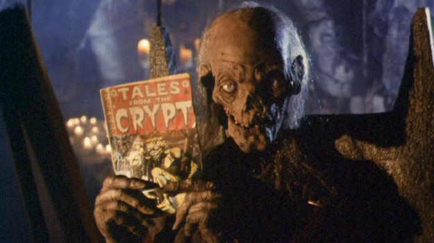 "Shyamalan Says TNT's ""Tales From the Crypt"" Will Adapt Comic Book Stories - Bloody Disgusting"