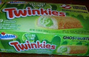 Ghostbusters Twinkies