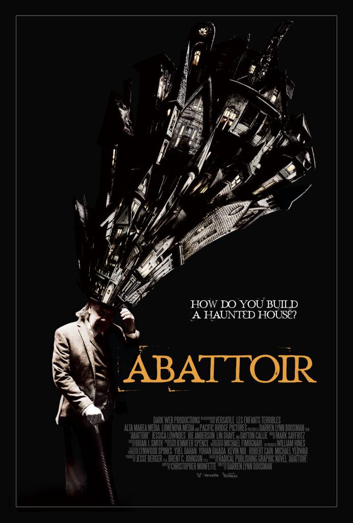 Abattoir poster exclusive