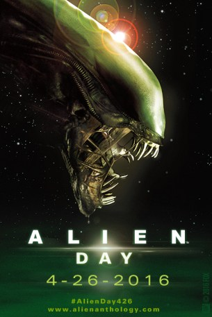 Alien Day Key Art