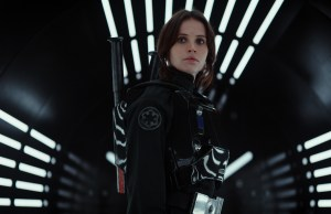 Rogue One: A Star Wars Story  (Felicity Jones)  Ph: Film Frame  ©Lucasfilm LFL