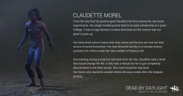 Claudette Morel