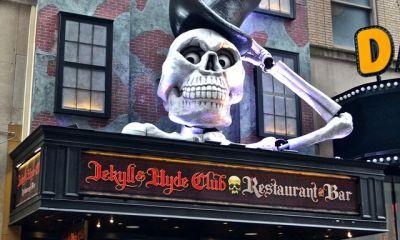 Jekyll & Hyde Horror-Themed Bar