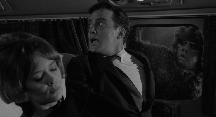 Nightmare at 20,000 Feet - The Twilight Zone