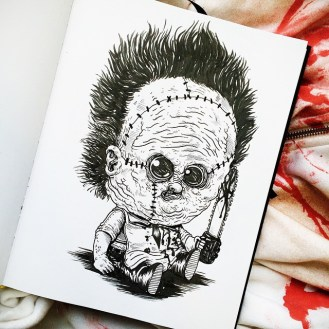 Baby Leatherface