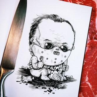 Baby Hannibal