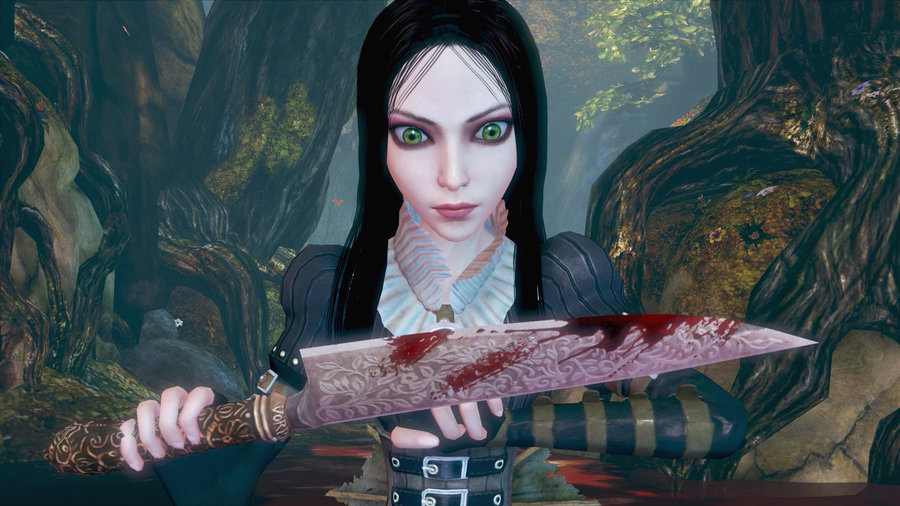 The Vorpal Blade From 'Alice: Madness Returns' Comes to Life! - Bloody Disgusting