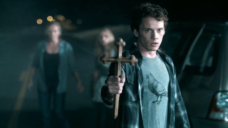 Anton Yelchin in Sony's FRIGHT NIGHT