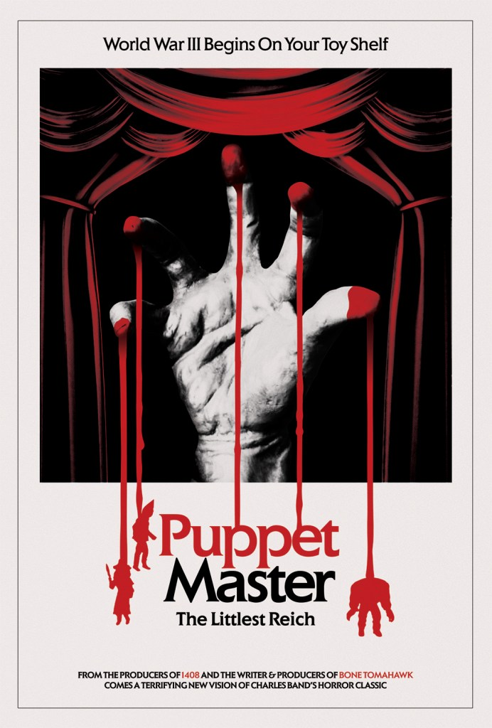 Full Moons Puppet Master is Getting Remade By Legit