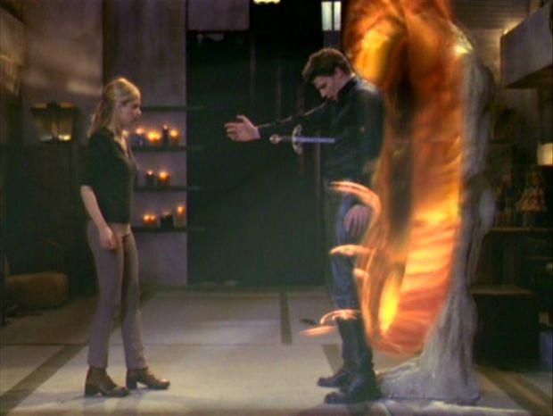 Buffy Tear-Inducing Moments