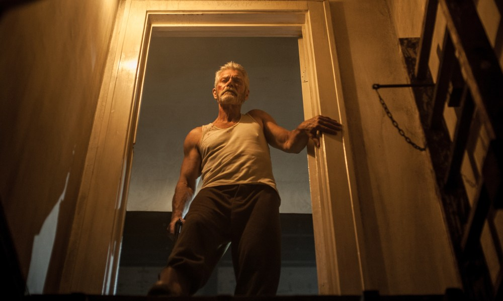 Special Report Visiting the Set of 'Don't Breathe ...