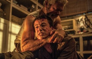 Stephen Lang and Dylan Minnette star in Screen Gems' horror-thriller DON'T BREATHE.