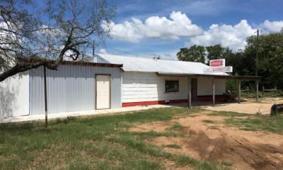 Texas Chain Saw Massacre Gas Station