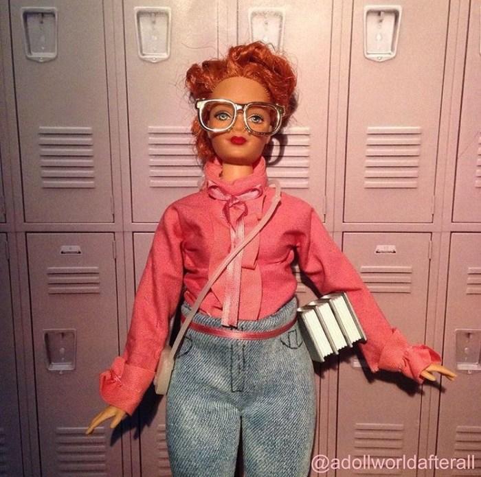 stranger things barbie