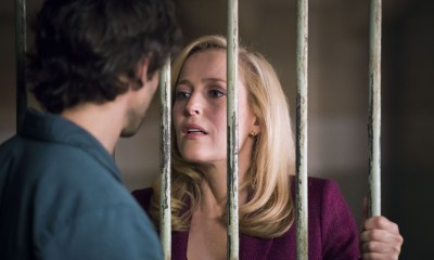 Gillian Anderson in Hannibal