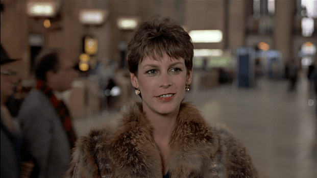 jamie lee curtis trading places