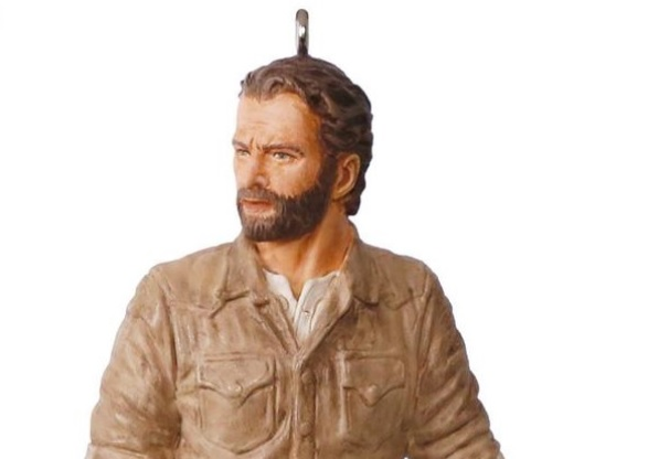 Hallmark Brings Rick Grimes to Your Christmas Tree This Year - Bloody Disgusting