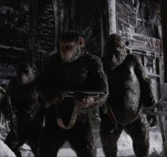 WAR OF THE PLANET OF THE APES image via Twentieth Century Fox