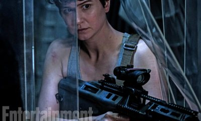 Alien: Covenant (2017) Katherine Waterson
