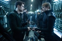 Theo James (left) and Bradley James (right) in Screen Gems' UNDERWORLD: BLOOD WARS.
