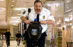 "Kevin James stars as ""Paul Blart"" in Columbia Pictures' comedy PAUL BLART: MALL COP."
