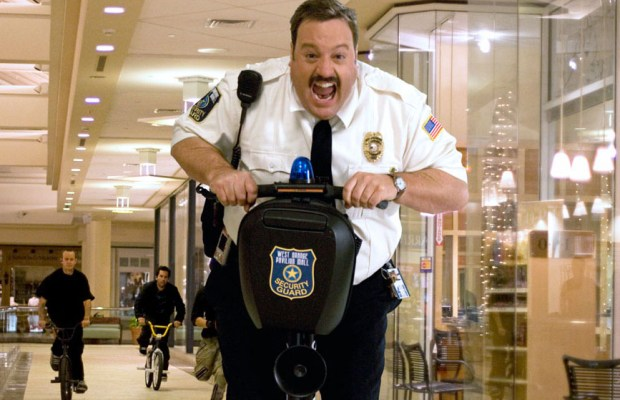 """Kevin James stars as """"Paul Blart"""" in Columbia Pictures' comedy PAUL BLART: MALL COP."""