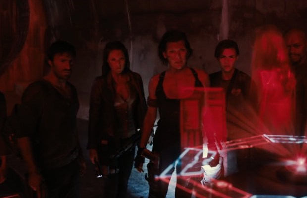 Resident Evil The Final Chapter 24: There's A Traitor In These 'Resident Evil: The Final