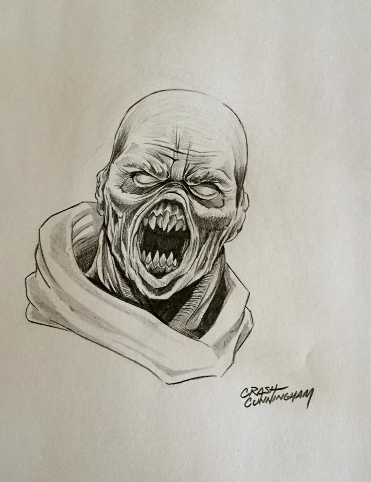 Original Scream Ghostface Mask Concepts Were Way Different