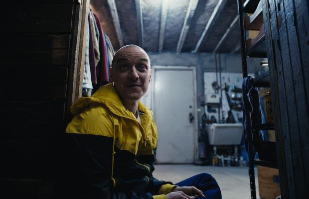 """Writer/director/producer M. Night Shyamalan returns to the captivating grip of """"The Sixth Sense,""""  """"Unbreakable,"""" and """"Signs"""" with """"Split,"""" an original film that delves into the mysterious recesses of one man's (JAMES MCAVOY) fractured, gifted mind.  Here, the personality of Hedwig has emerged."""