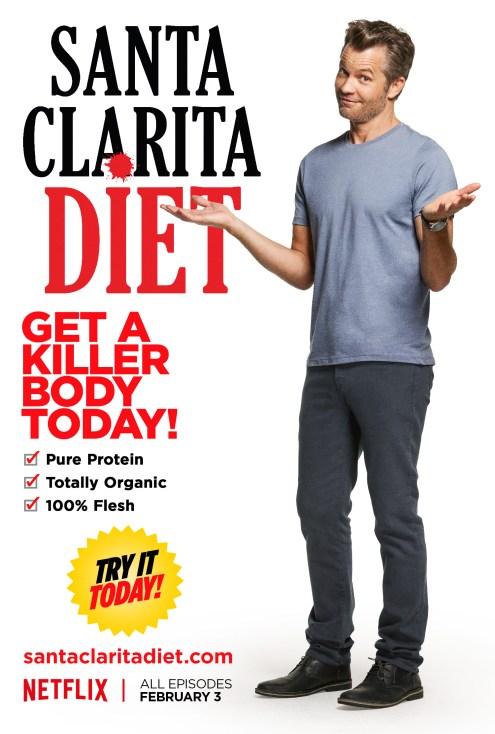 Santa Clarita Diet via NETFLIX