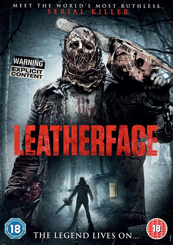 ტეხასური ჟლეტა ბენზოხერხით: ტყავის სახე (ქართულად) / Leatherface
