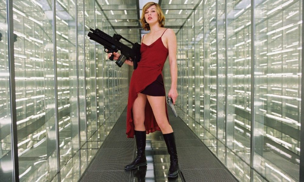 Holy Shit That Resident Evil The Final Chapter Twist Was Huge