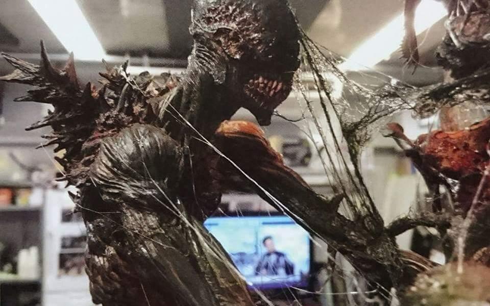 The Humanoid Evolution of 'Shin Godzilla' is Both Male and ... Antonio Banderas Awards