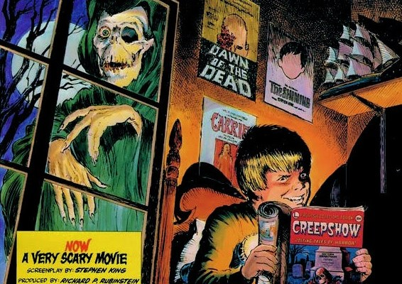 Original 1982 Creepshow Graphic Novel Getting A Reprint Bloody Disgusting