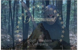 Friday the 13th - Paramount Logo