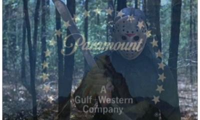 Friday the 13th - Paramount Logo