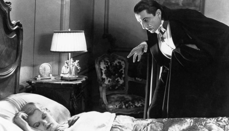 Bella Lugosi in Dracula