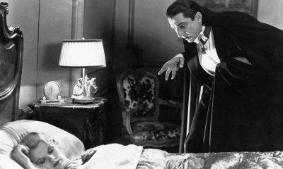 Bella Lugosi in Dracula