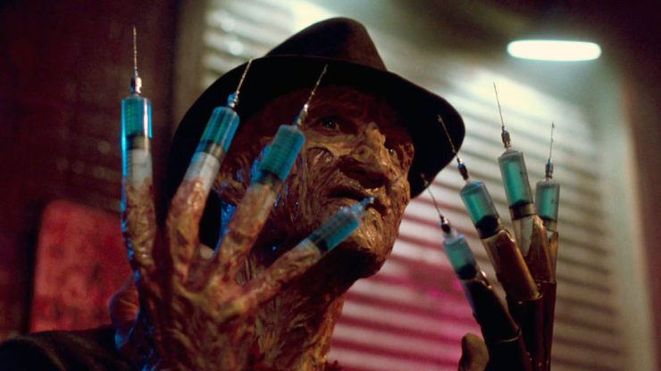 Dream Warrior Freddy Krueger