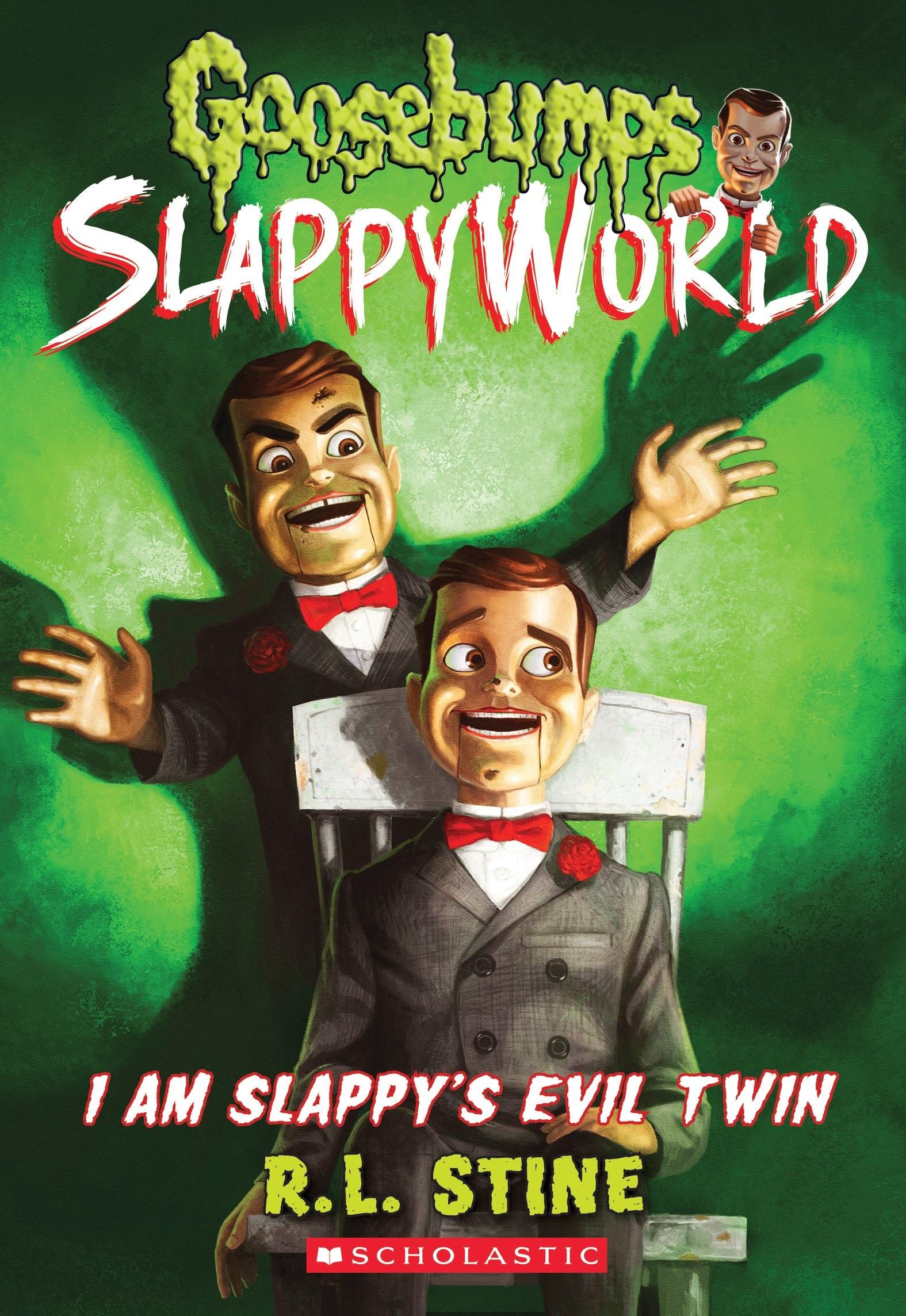 rl stine reveals upcoming goosebumps book i am slappy