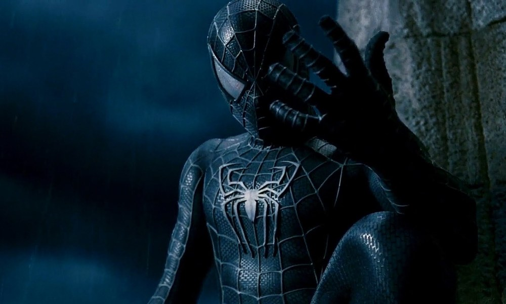 Tv Black Spider Man Series Man Suit Spider Ultimate