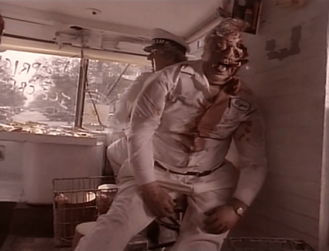 Image result for tales from the crypt people who live in brass hearses