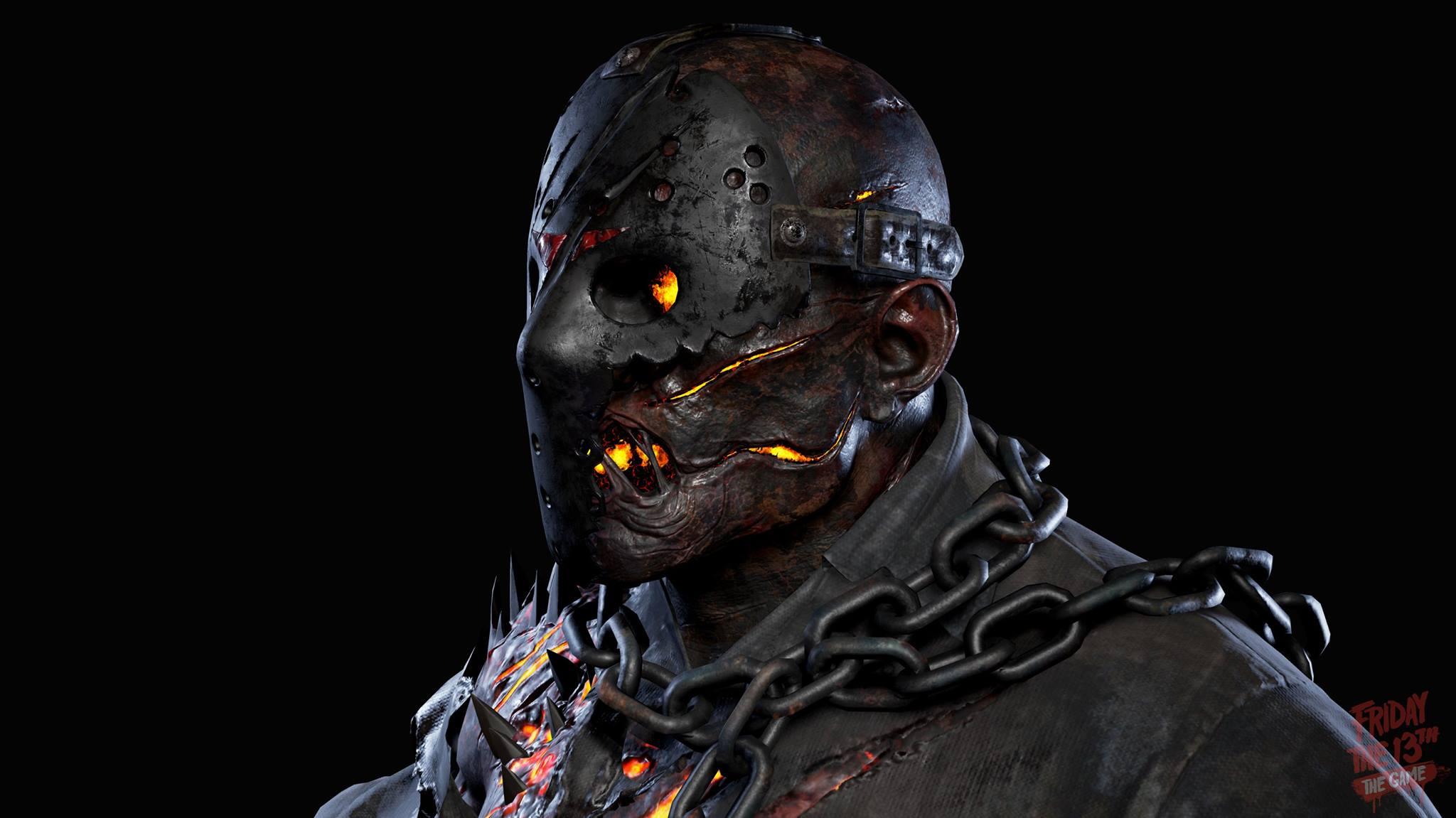 Friday The 13th The Game: Bloody Skin Savini Jason Looks ...