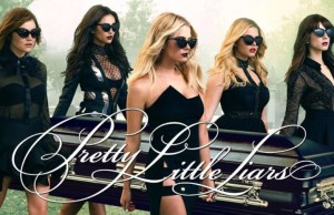 Pretty Little Liars - Coffin Banner