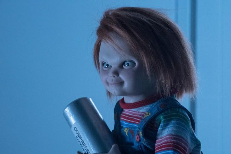 Cult Of Chucky via Universal