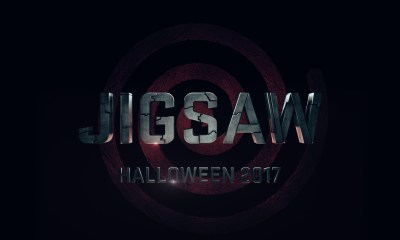 Jigsaw Title Treatment SAW 8 via Lionsgate