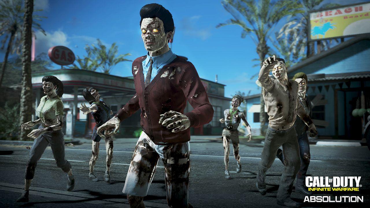 New 'Call of Duty: Infinite Warfare' DLC Will Be a Zombie ...