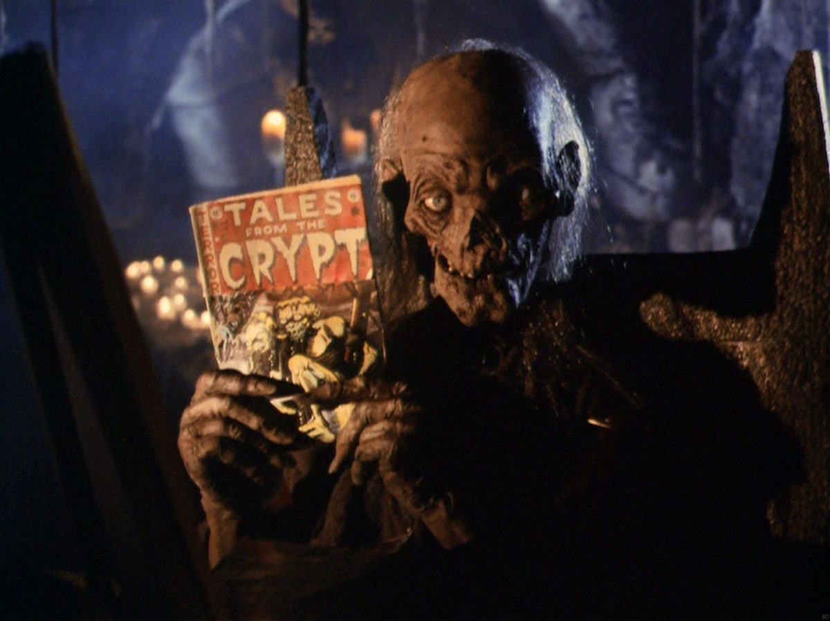 """Salem Horror Fest Announces """"Tales from the Crypt"""" 30th Anniversary Tribute With John Kassir! - Bloody Disgusting"""
